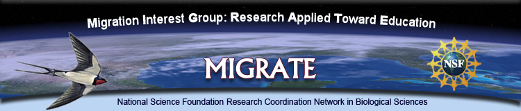 Animal Migration Interest Group: Research Applied Toward Education